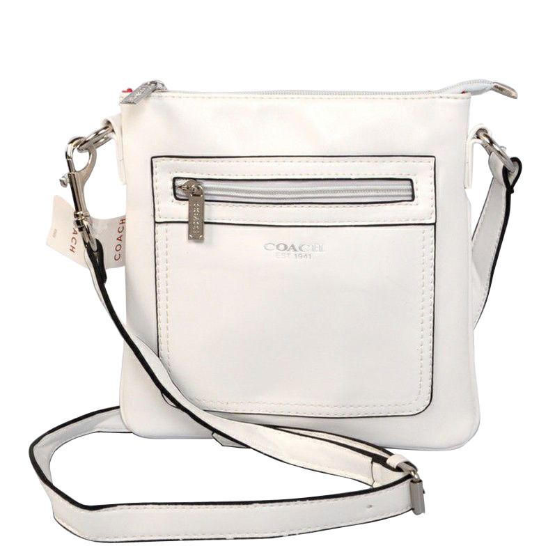 coach white crossbody bags jewelry rh mediaedgecommunications com